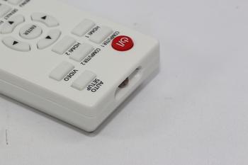 Panasonic Genuine N2QAYA000088 LCD Projector Remote Control, PT-VW530, PT-VZ470