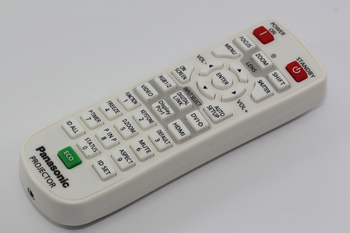 Panasonic Genuine N2QAYA000105 LCD Projector Remote Control, PT-EW640, PT-EZ580