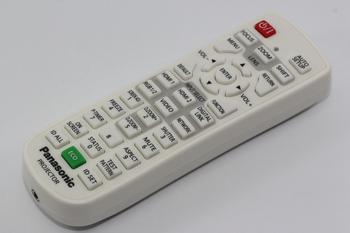 Panasonic Genuine N2QAYA000119 LCD Projector Remote Control, PT-EW650, PT-EZ590