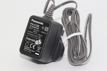 Genuine Panasonic PNLV230EFZ Mobile Phone Charger, KXPRX150, KXTU320, KXTU327