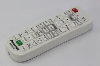 Panasonic Genuine N2QAYA000121 LCD Projector Remote Control, PT-EW550, PT-EZ57