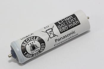 Panasonic WESLV9ZL2508 680mAh Shaver Battery EH-TST6D, ER-SB60, ES-LT2A, ES-LV9C