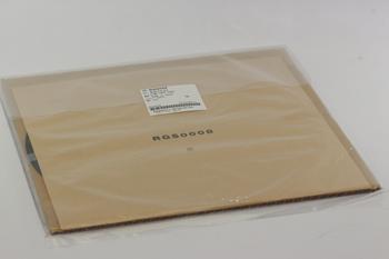 Technics RGS0008 Genuine Turntable Rubber Platter Mat, SL-1000, SL-1200, SL-1210