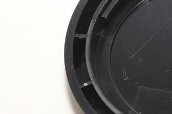 Panasonic VFC4605 Lumix Digital Camera Rear Lens Cap, DC-G91, DMC-G5, DMW-TC20