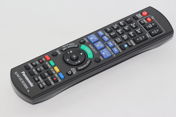 Panasonic N2QAYB000614 Genuine DVD BluRay Remote Control, DMR-BWT700, DMR-BWT800
