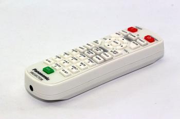 Panasonic Genuine N2QAYA000158 LCD Projector Remote Control, PT-EW640, PT-EX610