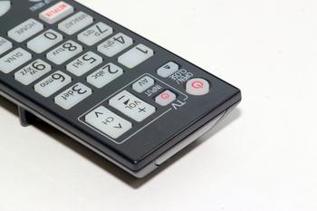 Panasonic N2QAYA000128 Genuine Blu Ray DVD Player Remote Control For DMP-UB900