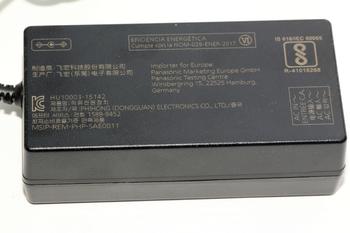 Genuine Panasonic SAE0011 12V 3A Camcorder Power Supply Charger, HC-MDH3, HC-X1