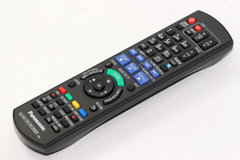 Panasonic N2QAYB000616 Genuine BluRay DVD IR6 Remote Control For DMR-BWT700
