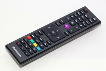 Panasonic 30087730 / RC4875 Genuine Television Remote Control For TX-39A300