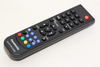 Panasonic N2QAYA000205 BluRay DVD Player Remote Control DP-UB150, DP-UB154