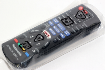 Panasonic N2QAYB001060 Genuine BluRay IR6 DVD Remote Control For DMP-BDT570