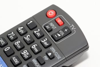 Panasonic Blu Ray Remote Control N2QAYB000876 DMP-BDT230, DMP-BDT330, DMP-BDT335