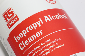 1L Bottle of RS PRO IPA Isopropyl Isopropanol Rubbing Alcohol Cleaner Solution
