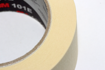 3 x Rolls of Scotch, 3M 2120, 101E Paper Masking Tape, 48mm x 50m, No ResIdue