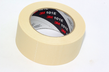 1 Roll Of Scotch 3M, 2120, 101E Paper Masking Tape, 48mm x 50m No ResIdue Sticky