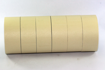 6 x Rolls of Scotch, 3M 2120, 101E Paper Masking Tape, 48mm x 50m, No ResIdue