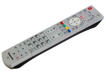 Panasonic N2QAYB001012 Genuine Smart TV Remote Control - TX-40CX800, TX-50CXW804