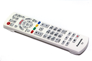 Panasonic N2QAYB001011 Genuine Smart TV Remote Control TX-40CS610, TX-40CSW614