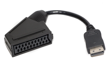 Panasonic Genuine Scart Adaptor K1HY20YY0016 For LCD Televisions