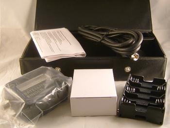 Konig Satfinder Kit, Satellite Alignment Meter, Compass, Battery Pack & Cable