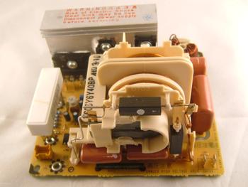 Inverter Assembly for Panasonic Microwave Z606YM300BP / M3FFZZ000XN