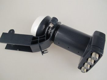 SKY Quad LNB four ouput MK4 type for zone 1 and zone 2 dishes