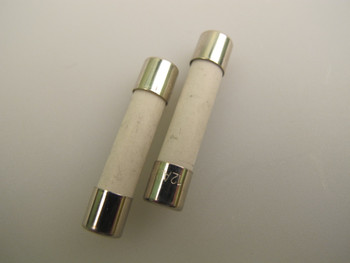 15A 32mm delay / Antisurge Ceramic Microwave Fuse x 2