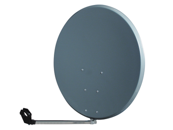 Vision 1m grey offset dish