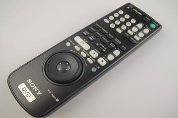Sony Original DVD Remote Control RMT-D120P, DVPS335, DVPS336, DVPS345, DVPS535D