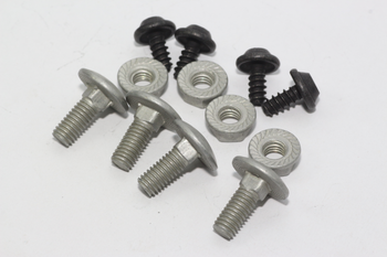 SKY, Freesat Zone 1 Fixing Kit Nuts & Bolts & Screws For 45cm Satellite Dish
