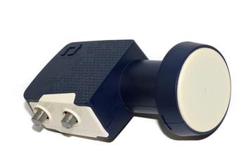 Inverto Twin Premium High End 40mm LNB Two Outputs Sky Freesat, Polsat, Hotbird