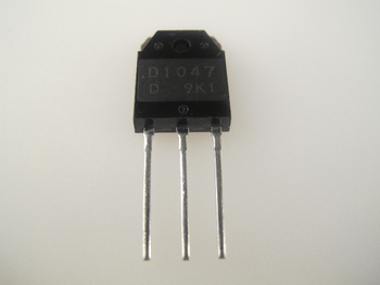 2SD1047 NPN Planar Power Transistor