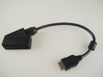 Panasonic Genuine Scart Adaptor K1HY20YY0011 / K1HY20YY0012 For LCD Televisions