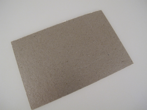 Microwave Oven Universal Mica Wave Guide Cover Sheet 150mm x 100mm, Cut To Size