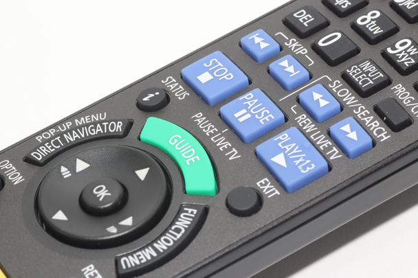 Panasonic Genuine N2QAYB000474 DVD Remote Control DMR-BS785, DMR-BS885 DMR-BW780