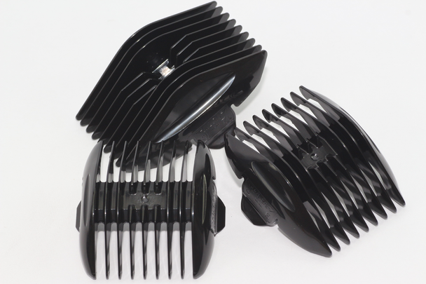 Panasonic Comb Attachment Set  3-4mm, 6-9mm, 12-15mm For ER1610, ER1611, ERGP80