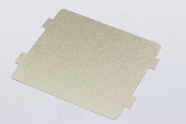 49006032 Genuine  Hoover Candy Microwave Wave Guide Cover 118mm x 108mm