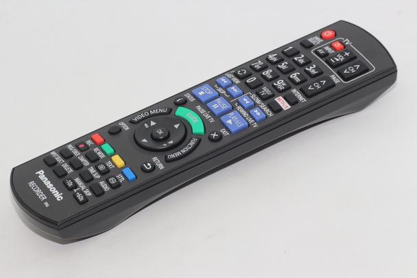 Panasonic N2QAYB001046, N2QAYB000759 Genuine Netflix DVD Recorder Remote Control