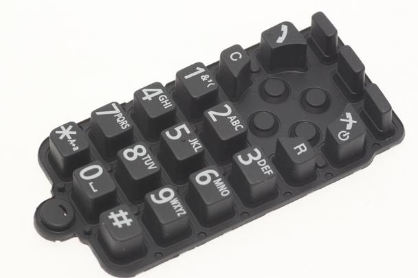 Panasonic PNJK1114Z Cordless Telephone Keypad Membrane Switch KXTG1611, KXTG1613