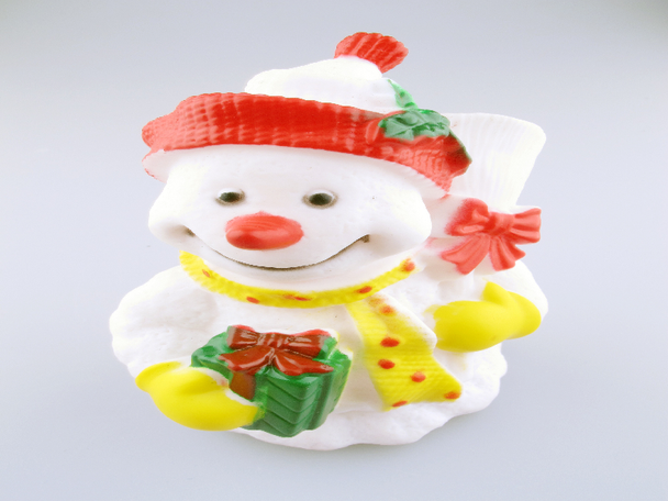Colour Changing Snowman With Multi Colour LED For The Ultimate Christmas