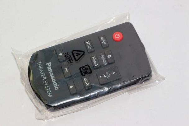 Panasonic N2QAYC000121, N2QAYC000098 Home Cinema Audio System Remote Control