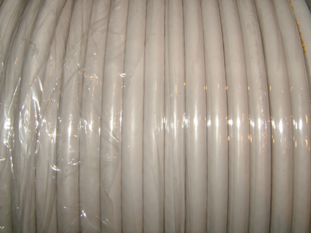 50m of Webro  WF100 white digital coax & 50 free cable clips