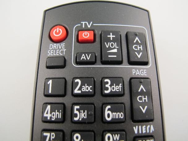 Panasonic N2QAYB000339 Genuine Remote Control For DVD Recorder DMR-XS350EBK