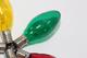 5 x 12V 3W E10 MESColoured Christmas Fairy Light Spare Bulbs Pifco Dencon Lyvia