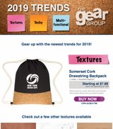Newest Promotional Product Trends for 2019