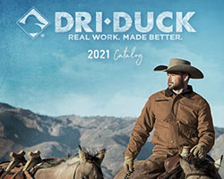 dri-duck product catalog