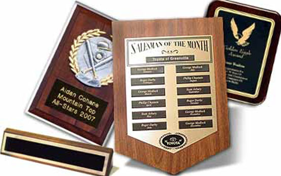 plaque examples