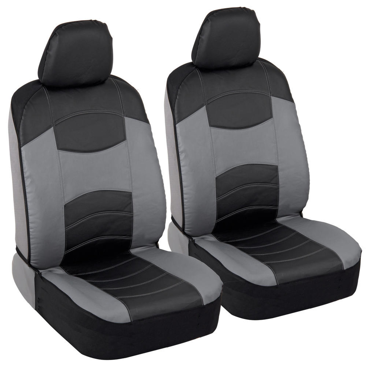 VAN SEAT COVERS BLACK HEAVY DUTY WATERPROOF SINGLE /& DOUBLE 06 ON