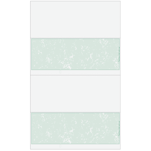 2UPBUS2XX - Essential Blank 2up Business Check with Marble Background